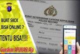 Korlantas Polri sebut syarat bikin SIM dan SKCK wajib vaksin itu hoaks