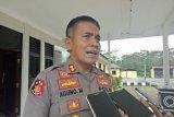 Kapolres: tidak ada korban longsor di Tembagapura