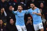 Manchester City lolos ke perempat final dengan hancurkan Schalke 7-0