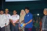 Kembalikan kejayaan olahraga voli di Desa Lanjut