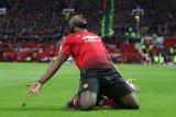 Lukaku enggan bahas masa depannya di United