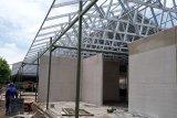 Pembangunan los sementara Pasar Prawirotaman capai 80 persen
