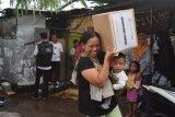 ACT DIY salurkan paket pangan untuk warga Kampung Pemulung