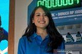 Melly Goeslaw: Suara Maudy Ayunda