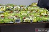 BNN dan Bea Cukai amankan 52 kilogram sabu dalam kemasan teh China