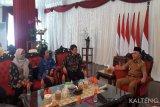 Gubernur Kalteng jadi panutan untuk penyampaian SPT melalui e-filing