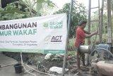 Global Wakaf ACT DIY bangun sumur wakaf di Gunung Kidul