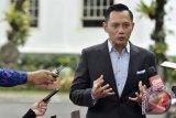 Agus Harimurti Yudhoyono sesalkan kasus yang menimpa Andi Arief
