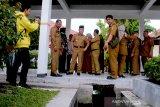 Gubernur enggan buang anggaran tangani penyebab banjir di Palangka Raya