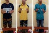 Tiga pengedar sabu di Ampana diciduk polisi