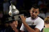 Kyrgios dan Goffin melewati babak pertama Italia Open