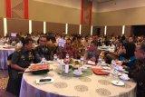 Ketua DPRD Sulbar hadiri rakornas bidang kewaspadaan nasional di Makassar