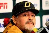 Maradona tinggalkan melatih di Meksiko karena alasan kesehatan