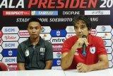 Pelatih Luciano bangga dengan skuad asuhannya Persipura