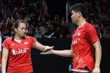 Pasangan Praveen/Melati lolos ke final Denmark Open 2019