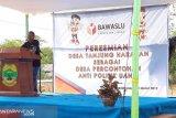 Bawaslu Kepri resmikan desa anti politik uang di Lingga