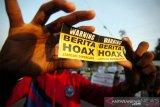 Selama April, Kominfo identifikasi 486 hoaks