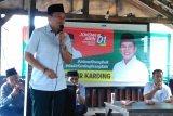 Karding klaim popularitas Jokowi-Maruf menanjak