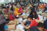 KPU Palembang baru selesaikan pelipatan satu jenis surat suara