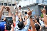 Prabowo Subianto optimistis unggul di Kepulauan Riau