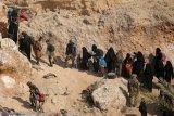 Otoritas Kurdi  pulangkan anak yatim piatu ISIS Prancis, Belanda