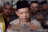 Kata Kapolri Tiga Terduga Teroris Sibolga Telah Diamankan