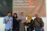 Bimtek Bekraf targetkan digitalisasi pemasaran produk UMKM Payakumbuh