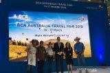 Jumlah pelancong Indonesia ke Australia tahun lalu