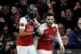 Arsenal menang 3-0 dan singkirkan Rennes