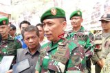 Program Karya Bakti TNI Percepat Proses Pembangunan di Kalteng