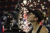 Tundukkan Pliskova, Bencic lolos ke semifinal Indian Wells