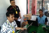 Warga binaan Lapas Pati mendapat pelayanan perekaman KTP-el