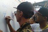 Pemusik dan fotografer Soloraya dukung Jokowi-Ma'ruf