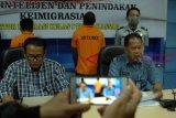 Deprtasi WNA Malaysia dan Papua Nugini