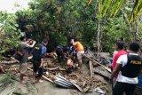 Korban banjir di Jayapura 42 orang meninggal