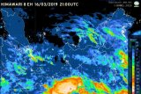 Lampung berpotensi hujan lebat-angin kencang