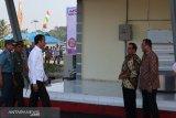 Presiden Jokowi mulai kunker di Sibolga