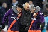 Manchester City akan berlaga pra-musim di China
