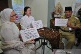 Menko Puan resmikan Kafe Jamu di Sukoharjo