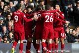 Liverpool sementara ambil alih puncak klasemen Liga Inggris