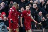 James Milner tetap bersama Liverpool hingga 2022