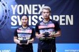 Rinov/Pitha gagal rebut gelar juara Swiss Terbuka 2019