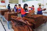 Ternyata Karet Asal Sumsel Banyak Dibeli Pabrik di Jambi dan Lampung