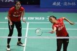 Della/Rizki lolos ke perempat final Badminton Asia Championship 2019
