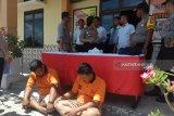 Polisi OKU tangkap Ketua RT bandar judi togel