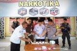 Pemkab Kotim dukung hukuman pengedar narkoba harus berikan efek jera