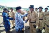 Morowali Utara kirim kontingen ke HUT  POL PP tingkat Sulteng