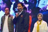 Menteri BUMN perintahkan bangun SMK persiapkan SDM hilirisasi bauksit