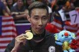 Lee Chong Wei pantas disebut sebagai legenda bulu tangkis