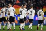 Tampilan baru Jerman lebih menjanjikan meski imbang kontra Serbia 1-1